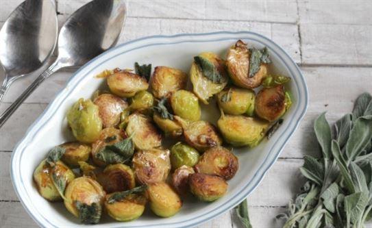 Air Fryer Garlic Parmesan Brussels Sprouts😘😘 16 buzzrecipes- Birria Tacos, Korean bbq