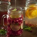 Honey Lemon Water