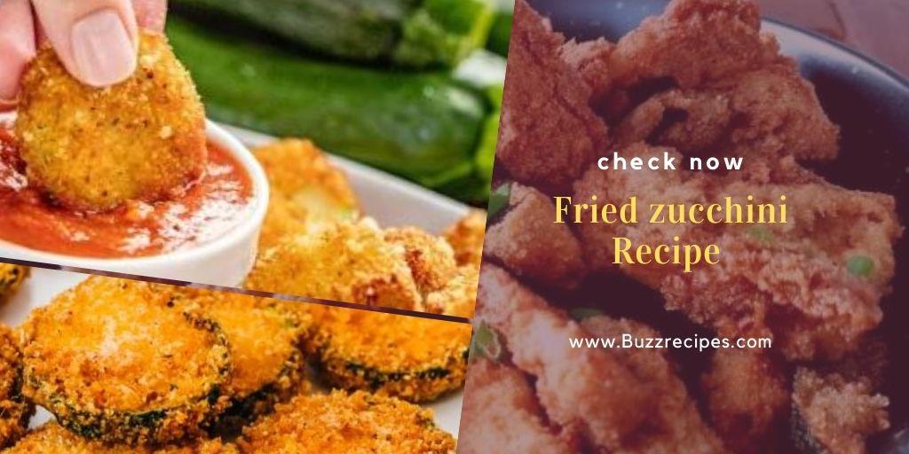 Crispy Parmesan Fried Zucchini | The Recipe Critic