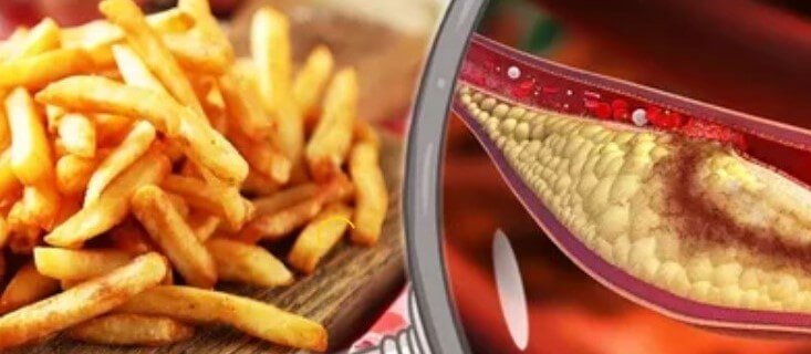 4 foods that affect blood circulation