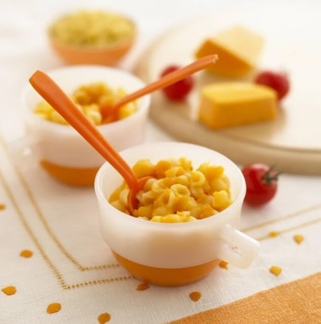 weaning baby recipes