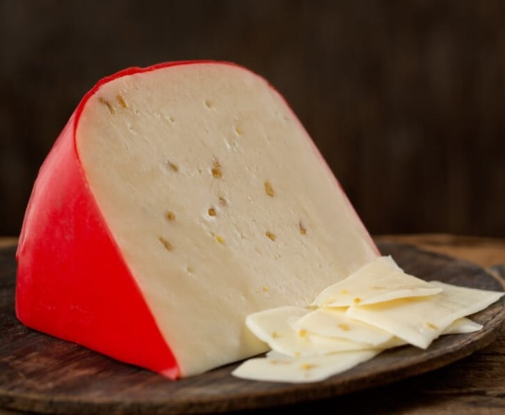 Photo of Hard cheese list