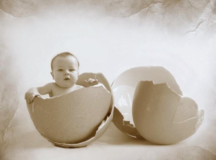 baby scrambled eggs
