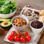 Keto diet menu for vegans