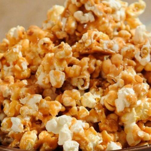 honey pop corn