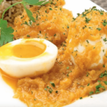 Indian recipe with eggs