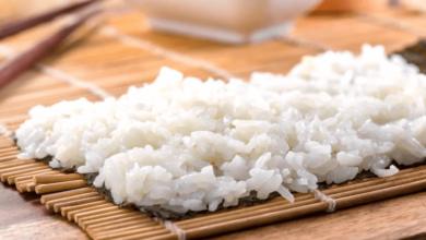Photo of SUSHI RICE – SUMESHI Recipe