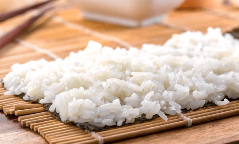 SUSHI RICE - SUMESHI Recipe