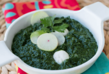Photo of PALAK PANEER Indian style spinach
