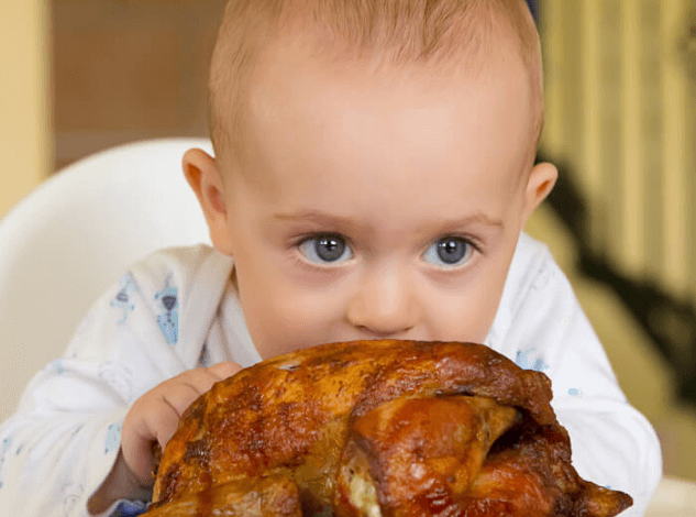 Why you should not Delay Meat for Babies