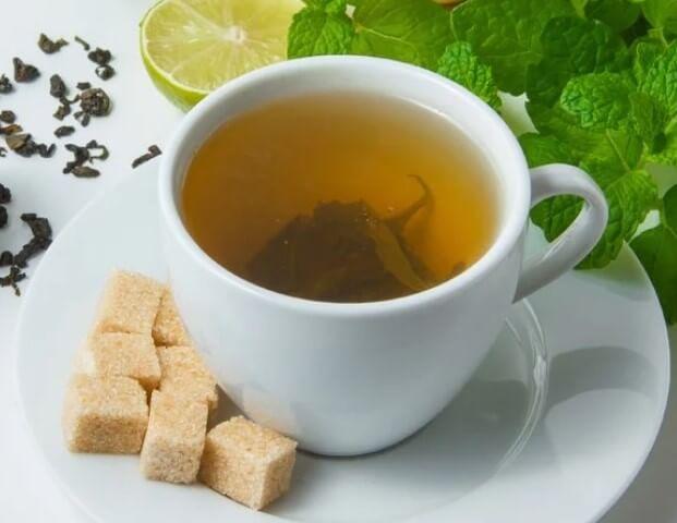 How much caffeine in tea
