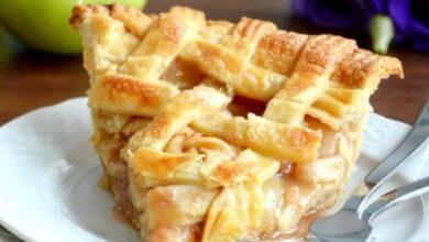Photo of Best apple pie recipe in the world