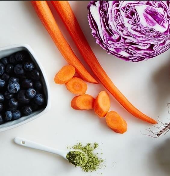Food colour ingredients