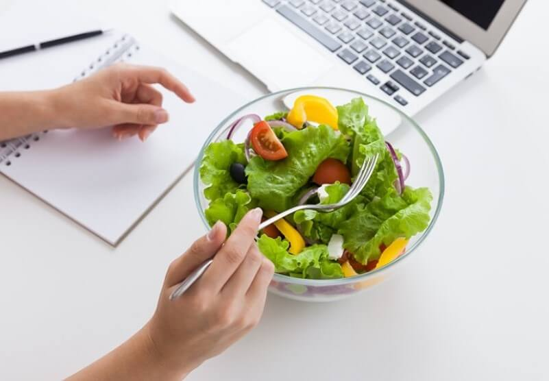 healthy snacks for work to lose weight