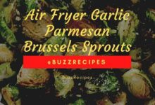 Photo of Air Fryer Garlic Parmesan Brussels Sprouts😘😘