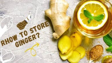Photo of How To Store Ginger? – Does Ginger Go Bad