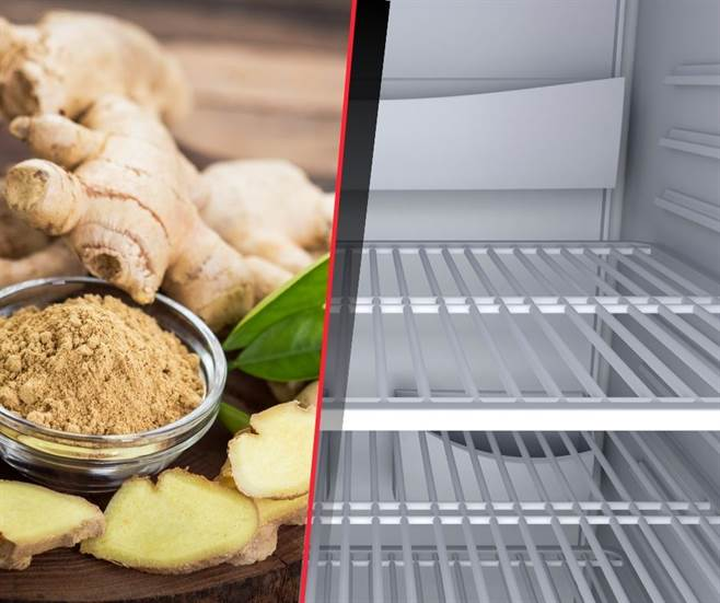 Keeping-Ginger-in-the-Fridge