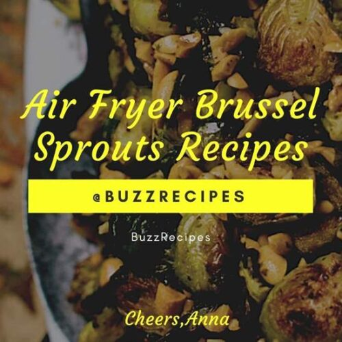brussel sprouts in air fryer air fryer Brussel sprouts