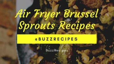 Photo of Air Fryer Brussels Sprouts Recipe🤩 🤩