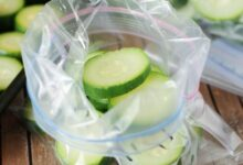 Photo of How to freeze zucchini