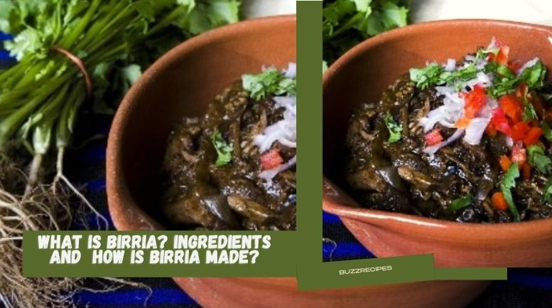 What is Birria? Ingredients And How is Birria Made?