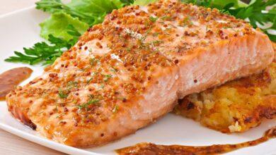 Photo of Salmon honey recipes baked