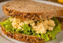 Photo of Simple egg salad recipe