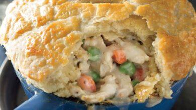 Photo of Chicken pot pie recipe with Bisquick