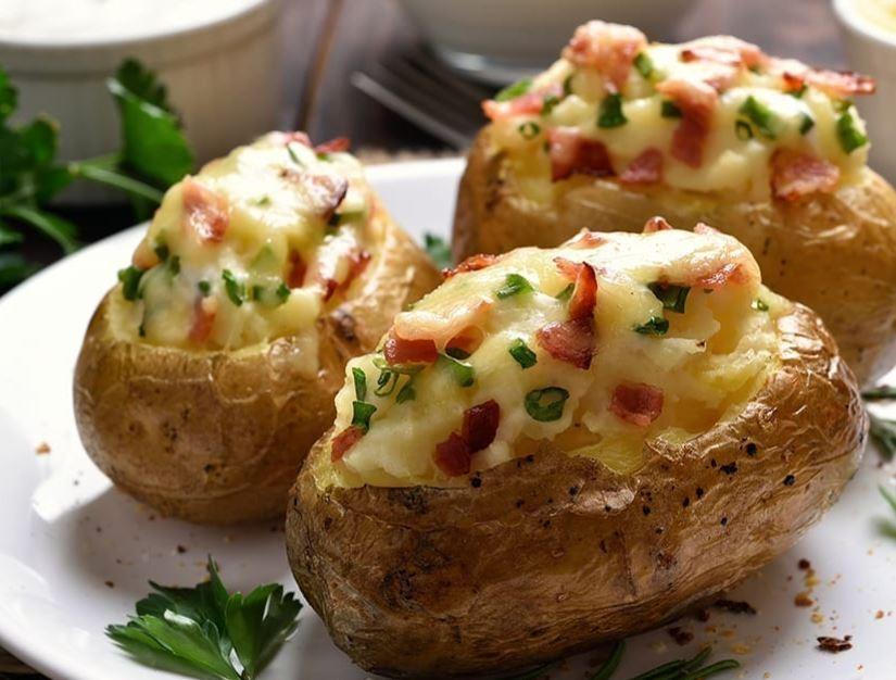 Potato bake recipes